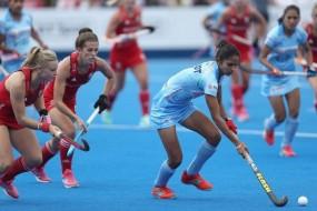 Women's Hockey WC: आखिरी मिनटों में इंग्लैंड का गोल, इंडिया का पहला मैच 1-1 से ड्रॉ