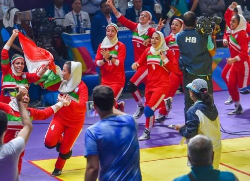 भारत की शैलजा ने प्राणायाम की मदद से ईरान को बनाया कबड्डी चैंपियन