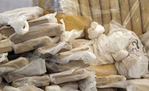 J&K पुलिस ने पकड़ी नशे की सबसे बड़ी खेप, 250 करोड़ की हेरोइन बरामद