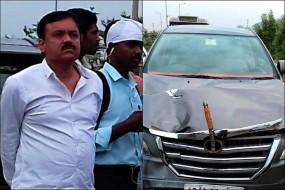 बीजेपी सांसद की कार ने मारी दो महिलाओं को टक्कर, एक की मौत