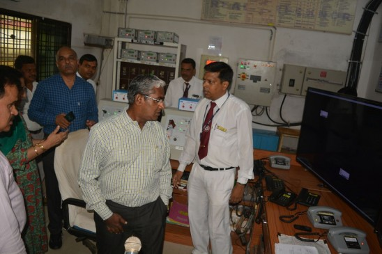 CRS ने दौड़ाई गोंदिया-समनापुर के बीच स्पेशल ट्रेन, किया सुरक्षा मापदंडों के अनुसार निरीक्षण