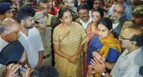 कर्नाटक के मंत्री से सीतारमण की तकरार, रक्षा मंत्रालय ने बताया दुर्भाग्यपूर्ण