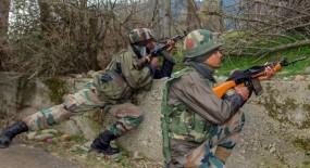 जम्मू-कश्मीर : बटमालू में सुरक्षाबलों और आतंकियों के बीच मुठभेड़, एक जवान शहीद
