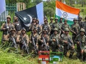 भारत और पाक के सैनिक पहली बार कर रहे संयुक्त अभ्यास
