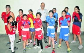 बॉक्सिंग में भी आगे है संतरानगरी की लड़कियां, बना चुकी हैं अंतर्राष्ट्रीय पहचान