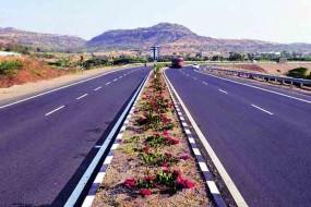 मुंबई-नागपुर समृद्धि महामार्ग पर दुर्घटनाएं रोकने सरकार अभी से सतर्क