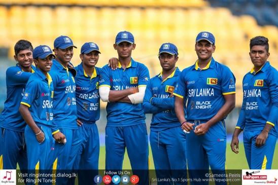 भारत बनाम श्रीलंका अंडर-19 , श्रीलंका ने भारत को 5 विकेट से हराया