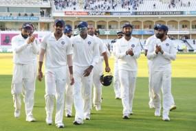 इंग्लैंड में 32 साल बाद रनों के लिहाज से मिली बड़ी जीत, भारत ने सीरीज में की वापसी