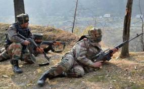 जम्मू-कश्मीर: LoC पर घुसपैठ की कोशिश नाकाम, 3 पाकिस्तानी आतंकी ढेर