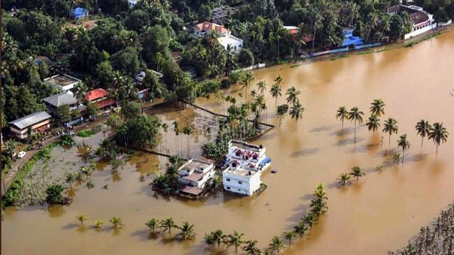 केरल बाढ़: बारिश से राहत लेकिन बीमारी और पुनर्वास बनी बड़ी चुनौती