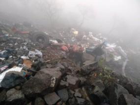ठाणे: मालशेज घाट के पास लैंडस्लाइड, धुंध और बारिश से थमी मायानगरी की रफ्तार