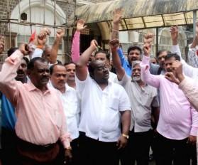 सरकारी कर्मचारियों की हड़ताल से स्वास्थ्य सेवाओं पर पड़ा असर, महाराष्ट्र बंद पर मुख्य सचिव ने ली बैठक