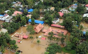 पटना-एर्नाकुलम व तिरूअनंतपुरम एक्सप्रेस से केरलबाढ़ पीड़ितों के लिए भेजी गईदवाईयां