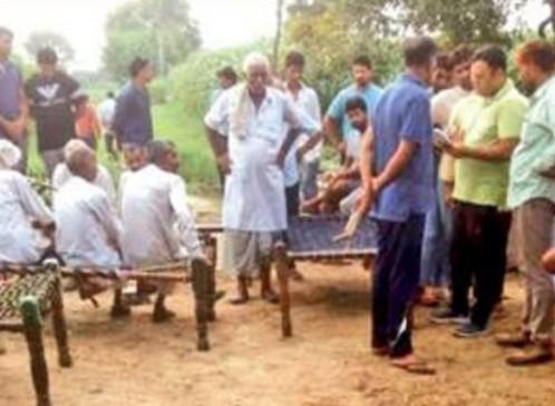 हरियाणा में मॉब लिंचिंग : पशु चोरी के आरोप में एक युवक को पीट-पीटकर मार डाला