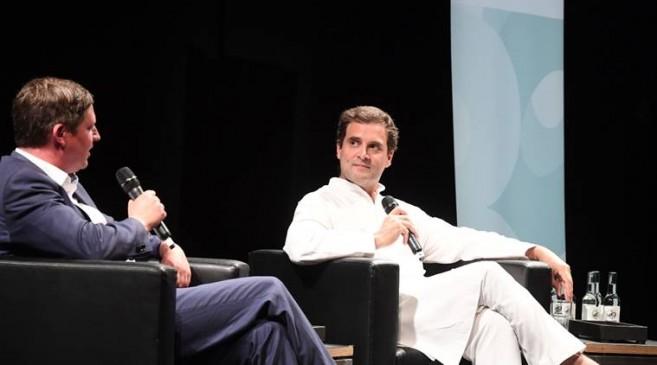 पिता के हत्यारे को मरा हुआ देखकर मुझे और प्रियंका को अच्छा नहीं लगा- राहुल गांधी
