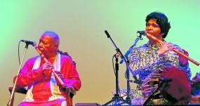 बांसुरी श्रीकृष्ण का वाद्य है और प्रकृति से जुड़ा हुआहै, इसे स्वयं भगवान ने बनाया : पं. हरिप्रसाद