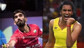 वर्ल्ड बैडमिंटन चैंपियनशिप: सिंधु और श्रीकांत सुपर-16 में, प्रणॉय औरसमीर वर्मा हुए बाहर