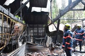 मुंबई RTO ऑफिस में भीषण आग, सैकड़ों महत्वपूर्ण कागजात जले