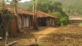 बैगा ग्राम डेबरा में आज तक नहीं पहुंच पाई बिजली, वन क्षेत्र में होने के कारण बाधा
