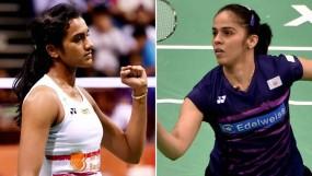 वर्ल्ड बैडमिंटन चैंपियनशिप: साइना आठवीं बार क्वार्टरफाइनल में, सिंधु भी सुपर 8 में