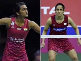 एशियन गेम्स 2018: साइना लगातार तीसरी बार क्वार्टरफाइनल में, सिंधु भी सुपर 8 में