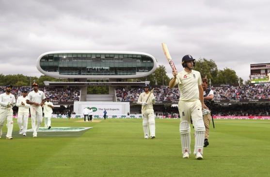 INDvsENG : संकट में टीम इंडिया, वोक्स ने ठोका शतक, इंग्लैंड ने ली 250 रन की लीड