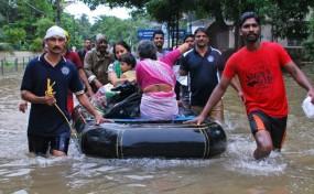 केरल बाढ़ पीड़ितों को 7 दिन तक फ्री-कॉलिंग और डेटा सुविधा देंगी टेलीकॉम कंपनियां