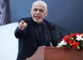 अफगानिस्तानी राष्ट्रपति दे रहे थे भाषण, तभी आतंकियों ने दनादन दागे 9 रॉकेट