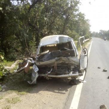 क्रिकेट मैच खेलने नागपुर जा रहे  3 युवकों की सड़क हादसे में मौत