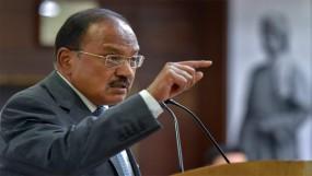जम्मू कश्मीर के लिए अलग संविधान एक गलती थी : NSA अजित डोभाल