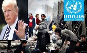 फिलिस्तीन शरणार्थियों की मदद से अमेरिका ने हाथ खींचे, UNRWA को नहीं देगा फंड