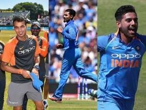 एशिया कप: टीम इंडिया में तीन बदलाव, धोनी के चहेते खिलाड़ी को टीम में किया शामिल