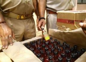 घर - घर में बन रही थी अवैध शराब, आबकारी विभाग ने कटंगी में की कार्रवाई