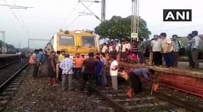 भाजपा का बंगाल बंद: बसों में तोड़फोड़ और आगजनी, 24 प्रदर्शनकारी गिरफ्तार