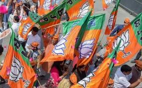 त्रिपुरा : ग्राम पंचायत की 96 प्रतिशत सीटों पर बीजेपी का निर्विरोध कब्जा