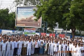 वायुसेना ने उठाया नागपुर की झील और आसपास इलाके की सफाई का बीड़ा