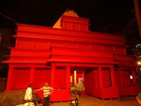 नागपुर में सज रहे गणपति पंडाल, कहीं इको फ्रेंडली डेकोरशन ताे कहीं बने ऐतिहासिक मंदिर