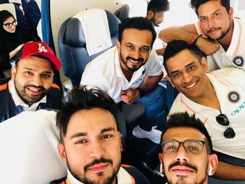 मिशन एशिया कप के लिए दुबई पहुंची टीम इंडिया, हांगकांग से पहला मुकाबला