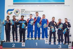 ISSF Championship 2018: \भारत को एक सिल्वर और एक ब्रॉन्ज