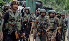 जम्मू कश्मीर के सोपोर में मुठभेड़, लश्कर कमांडर सहित दो आतंकी हुए ढेर