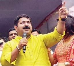 विधायक राम कदम ने महिला आयोग से मांगी माफी, जारी हुआ था नोटिस