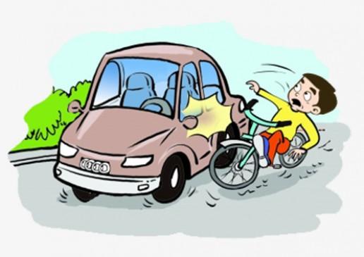 अज्ञात वाहन ने मोटरसाइकिल को मारी टक्कर एक की मौत, 2गंभीर रूप से घायल