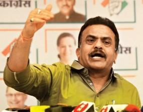 निरुपम ने कहा - जब तक राहुल गांधी चाहेंगे बना रहुंगा अध्यक्ष