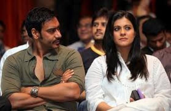 अजय के प्रैंक पर भड़कीं काजोल, सोशल मीडिया पर दे डाली पति को हिदायत