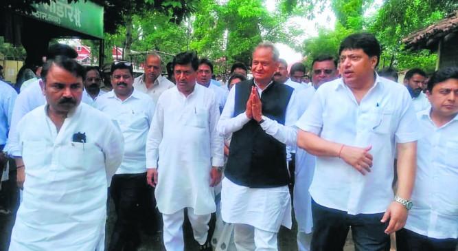 राहुल गांधी की सभा को लेकर कल आएगी एसपीजी, 2 अक्टूबर को शांति मार्च