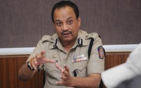 शहर में घुसपैठ कर रहे नक्सलवाद पर पुलिस की नजर - CP उपाध्याय