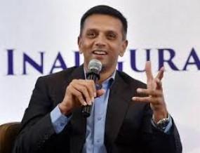 2019 में होने वाले चुनाव को लेकर राहुल द्रविड़ का बयान, राजनीति में नहीं रुचि