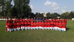SAFF CUP 2018: भारतीय महिला अंडर-18 टीम 28 सितंबर को भूटान से भिड़ेगी