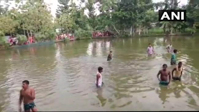 असम : बिजली का तार गिरने से तालाब में दौड़ा करंट, 7 मछुआरों की दर्दनाक मौत