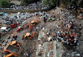 ठाणे में बिल्डिंग गिरने से 76 लोगों की हुई थी मौत,अधिकारी-नगरसेवक कोदोषमुक्त करने से HC का इंकार